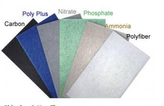 AQUA-LIHT/ODYSSEA Filtračný materiál Polyfiber (biely)