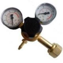 Redukčný ventil s dvoma manometrami