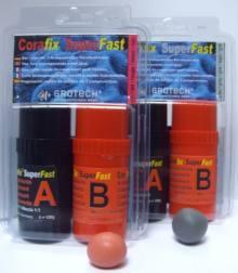 Lepidlo dvojzložkové Grotech CoraFix Superfast