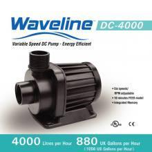 WaveLine DC4000 - 6 rýchlostné DC-čerpadlo (4000 l/h)
