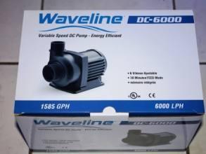 WaveLine DC6000 - 6 rýchlostné DC-čerpadlo (6000 l/h)