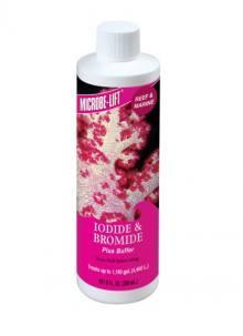 Microbe-Lift Iodide & Bromide, 236ml.