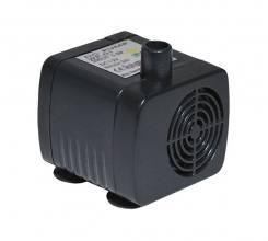 12V mini vodné čerpadlo 200 l / h + trafo