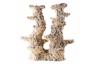 Keramický stĺp široký - 2 vetvy, 50cm