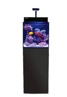 Red Sea MAX NANO - kompletný akvarijný systém (75L, s podstavcom), čierny