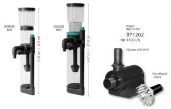 Odpeňovač Protein skimmer IQ SKIMM 800 Externý