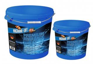 Microbe-Lift Premium Reef Salt, (morská soľ 10 kg.) pre 278L.
