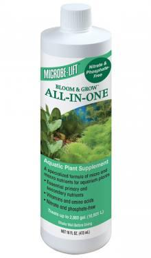 Microbe-Lift Bloom and Grow ALL-IN-ONE, 60ml