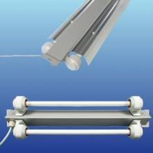 Osvetlovacia rampa vstavaná T5 2 x 24 W (60cm)