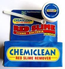 Chemi Clean - Likvidátor Cyanobaktérii (červenej riase)