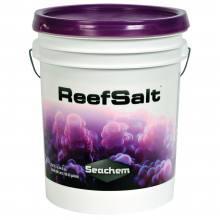 Morská soľ Seachem Reef Salt 20,2 kg.