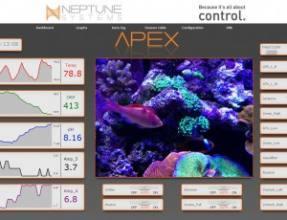 Neptune Systems Apex Controller- Apex Lab
