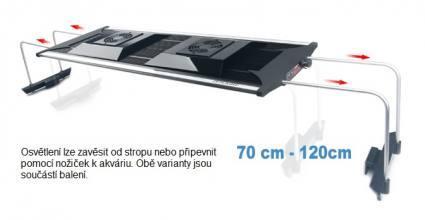 Zetlight QMAVEN 6600 - 200W Marine